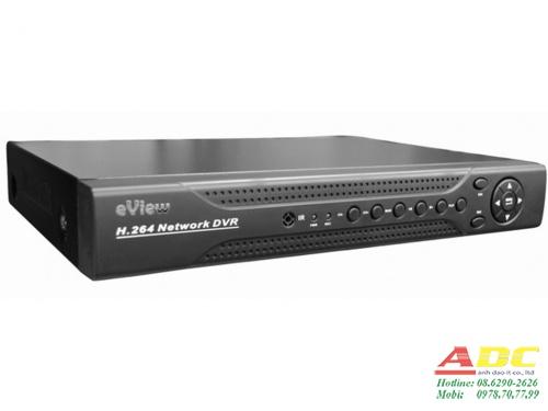Đầu ghi hình camera IP 8 kênh Full HD eView NVR5208